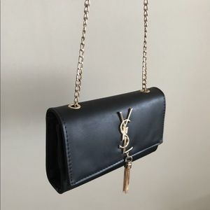 YSL crossbody purse